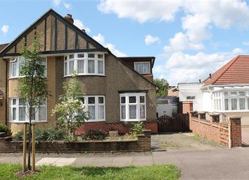 Thumbnail 4 bed semi-detached house for sale in Borrowdale Avenue, Harrow