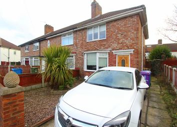 Thumbnail 2 bed town house for sale in Woodford Road, Dovecot, Liverpool