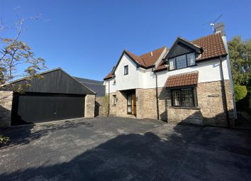 Thumbnail 3 bed detached house to rent in Ditch Hill Lane, Shirenewton, Chepstow
