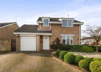 Thumbnail 4 bed detached house for sale in Priory Green, Highworth, Swindon