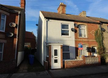 Thumbnail 2 bedroom end terrace house to rent in St. Georges Road, Pakefield, Lowestoft