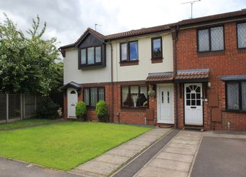 Thumbnail 2 bed terraced house to rent in Benenden Close, Stafford, Staffordshire