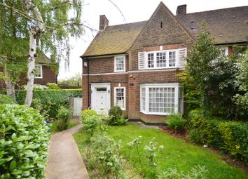 Thumbnail 4 bedroom semi-detached house for sale in Gurney Drive, East Finchley, London