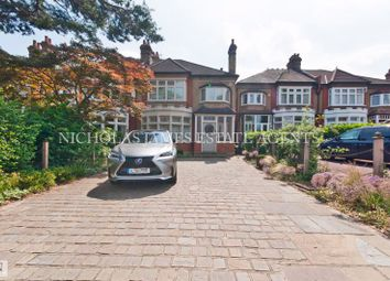 Thumbnail 5 bed semi-detached house for sale in Powys Lane, Palmers Green, / Southgate Borders