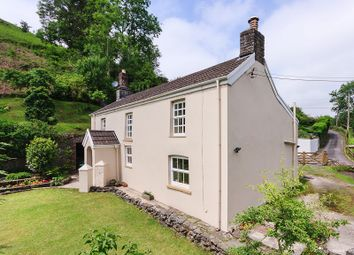 Thumbnail 4 bed detached house for sale in Blackmill, Bridgend