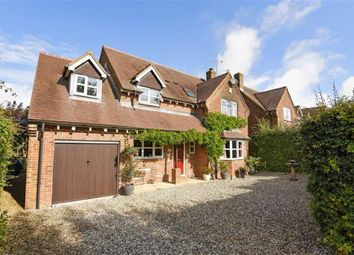 Thumbnail 4 bed detached house for sale in Fox Row, Winterbourne Bassett, Swindon