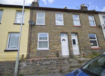 Thumbnail 3 bed terraced house for sale in Winchelsea Street, Dover