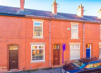 Thumbnail 2 bed terraced house for sale in Cotton Street, Leigh, Lancashire