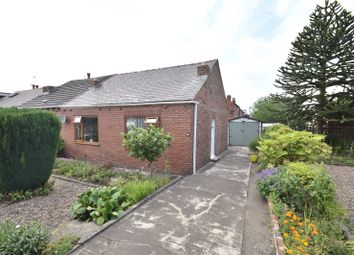 2 bed bungalow for sale in Sunny Bank, Ryhill, Wakefield, West Yorkshire WF4
