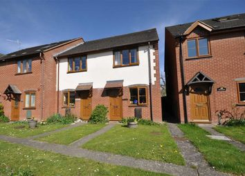 Thumbnail 2 bed end terrace house to rent in Welland Road, Hanley Swan, Worcester