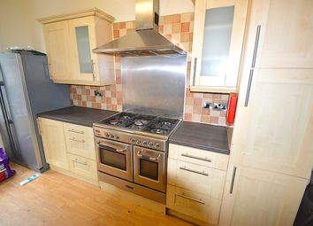 Thumbnail 5 bed terraced house to rent in Cardigan Road, Leeds
