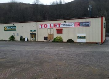 Thumbnail Commercial property to let in Unit 1, Cwmtillery Industrial Estate, Abertillery NP13,