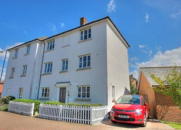 Thumbnail 5 bedroom semi-detached house for sale in Greenland Avenue, Wymondham