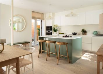 Thumbnail 3 bed mews house for sale in Leopold Road, Wimbledon, London