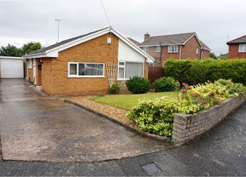 Thumbnail 2 bed detached bungalow for sale in Llys Cowlyd, Rhyl