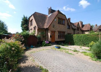 Thumbnail 3 bedroom semi-detached house to rent in Wentworth Cottages, Cozens Lane West, Broxbourne, Hertfordshire