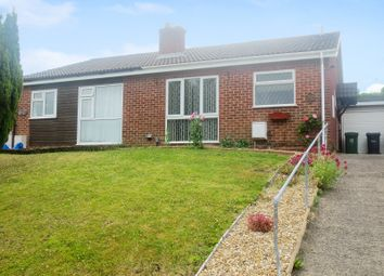 Thumbnail 2 bedroom semi-detached bungalow to rent in Castle View, Westbury