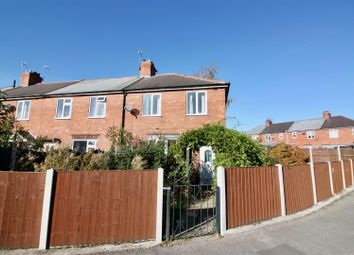 Thumbnail 3 bed end terrace house for sale in Sherwood Road, Retford