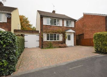 Thumbnail 3 bed detached house for sale in Highfield Avenue, Waterlooville