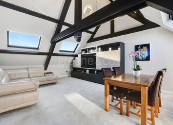 Thumbnail 3 bed flat for sale in Mayfield Road, Crouch End, London
