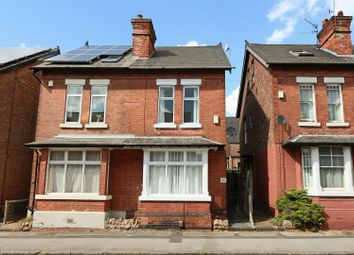 Thumbnail 3 bed semi-detached house for sale in Daybrook Street, Sherwood, Nottingham