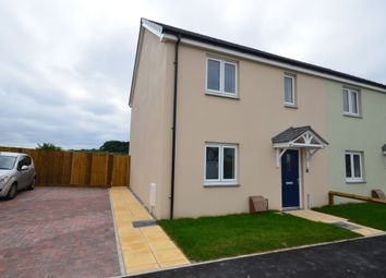 Thumbnail 3 bed semi-detached house for sale in Feock Road, Playing Place, Truro