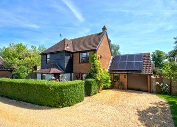 Thumbnail 6 bedroom detached house for sale in Kingfisher Close, Bourn, Cambridge