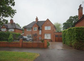 Thumbnail 4 bed detached house for sale in Bunbury Road, Birmingham