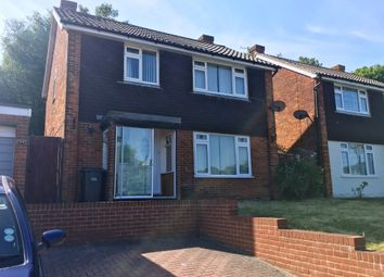 Thumbnail 3 bed detached house for sale in Ashford Way, Hastings
