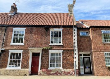 Thumbnail 3 bed terraced house for sale in Kirkgate Mews, Bridlington