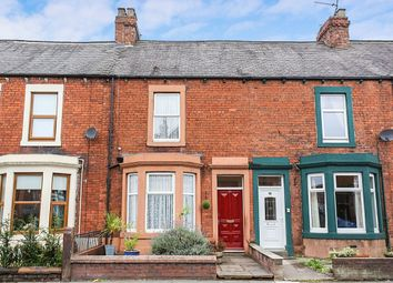 Thumbnail 2 bed terraced house for sale in Currock Road, Carlisle
