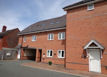 Thumbnail 2 bed flat to rent in Priors Court, Shrewsbury, Shropshire