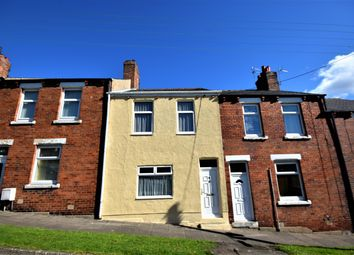 Thumbnail 3 bed terraced house for sale in Angus Street, Easington, Durham