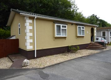Mill Gardens Park, Blackpill, Swansea SA3. 2 bed mobile/park home