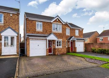 Thumbnail 3 bed detached house for sale in Partridge Mill, Pelsall, Walsall, West Midlands