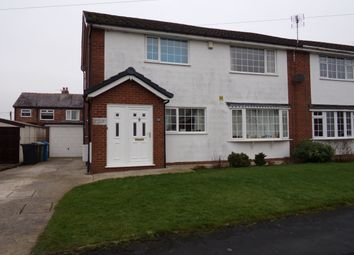 Thumbnail 4 bedroom semi-detached house for sale in Hawthorne Avenue, Newton, Preston