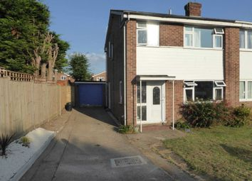 Thumbnail 3 bed property to rent in Fowler Close, Earley, Reading