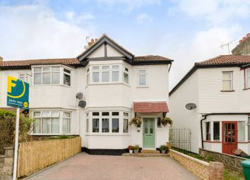 Thumbnail 4 bed end terrace house to rent in Phyllis Avenue, Motspur Park