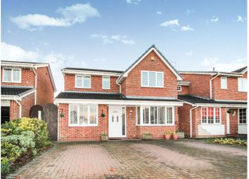 Thumbnail 4 bed detached house for sale in Edge Hill Court, Long Eaton