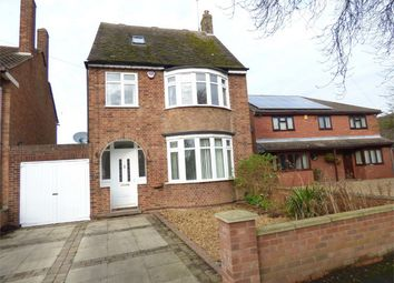 Thumbnail 4 bedroom detached house for sale in 15 Sallows Road, Peterborough, Cambridgeshire