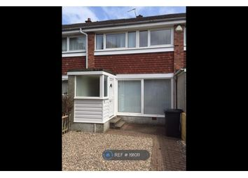 Thumbnail 3 bedroom terraced house to rent in Burrelton Gardens, Dundee