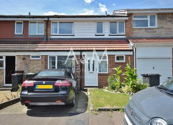 Thumbnail 3 bed terraced house for sale in High Meadows, Chigwell