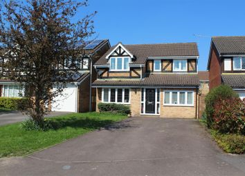 Thumbnail 4 bed detached house for sale in Fox Leigh, High Wycombe