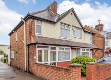 Thumbnail 3 bed semi-detached house for sale in Knightthorpe Road, Loughborough, Leicestershire