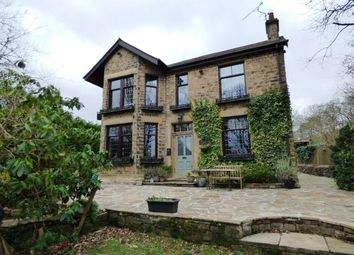 Thumbnail 5 bed detached house for sale in Yeardsley Lane, Furness Vale, High Peak, Derbyshire