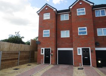 Thumbnail 3 bed town house for sale in Marlborough Place, Bilston