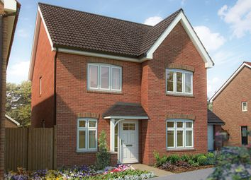 """Thumbnail 4 bed detached house for sale in """"The Juniper"""" at Drake Grove, Burndell Road, Yapton, Arundel"""