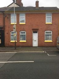 Thumbnail End terrace house for sale in Ullswater Street, Leicester
