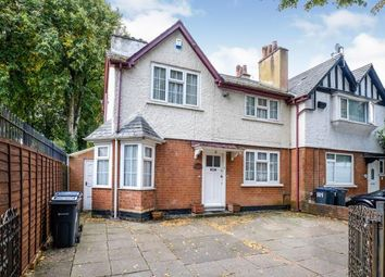 Thumbnail 3 bed semi-detached house for sale in Bordesley Green, West Midlands, Birmingham