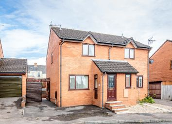 Thumbnail 2 bedroom semi-detached house for sale in Beaufort Drive, Lydney